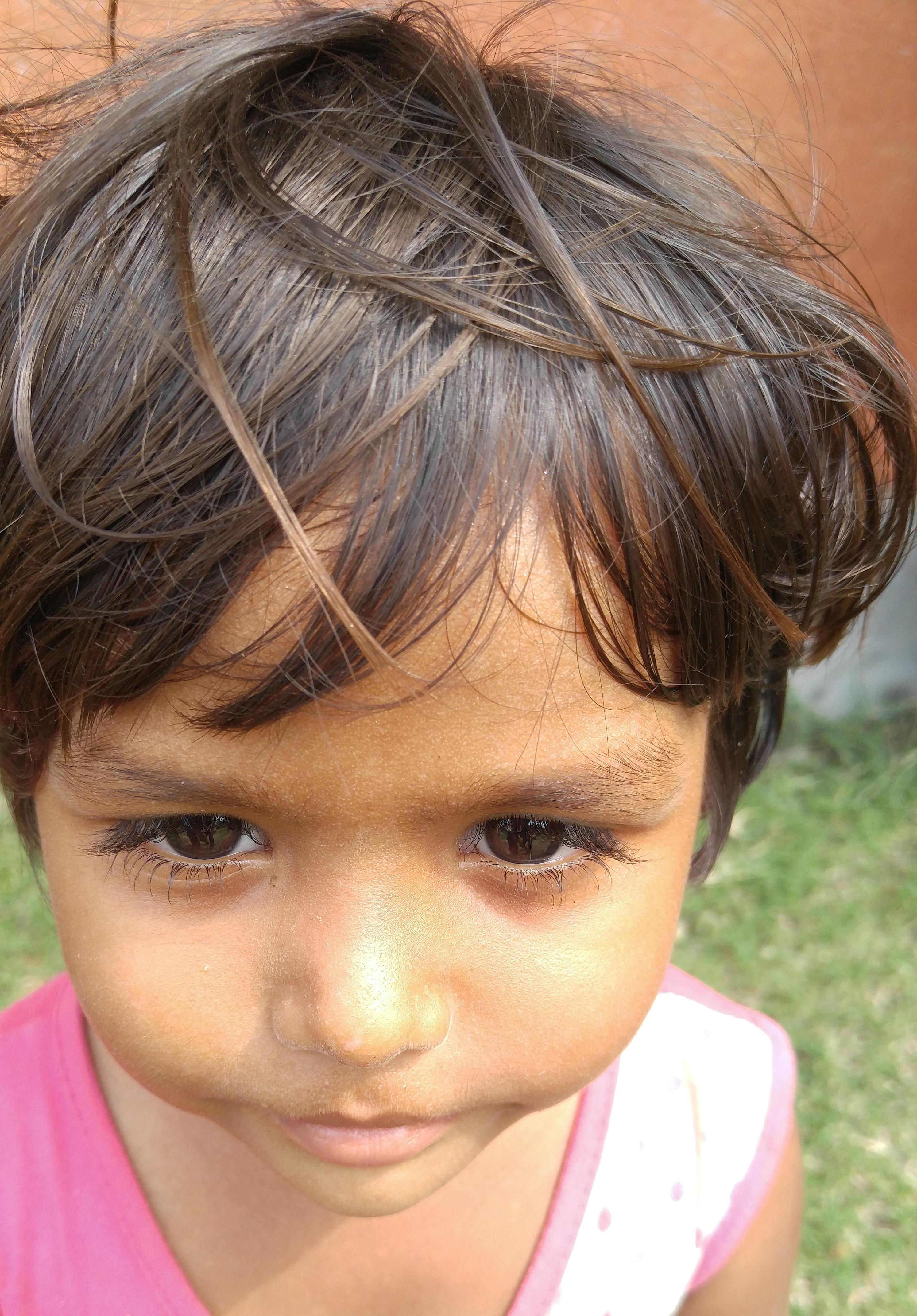 스리랑카의 어린이2